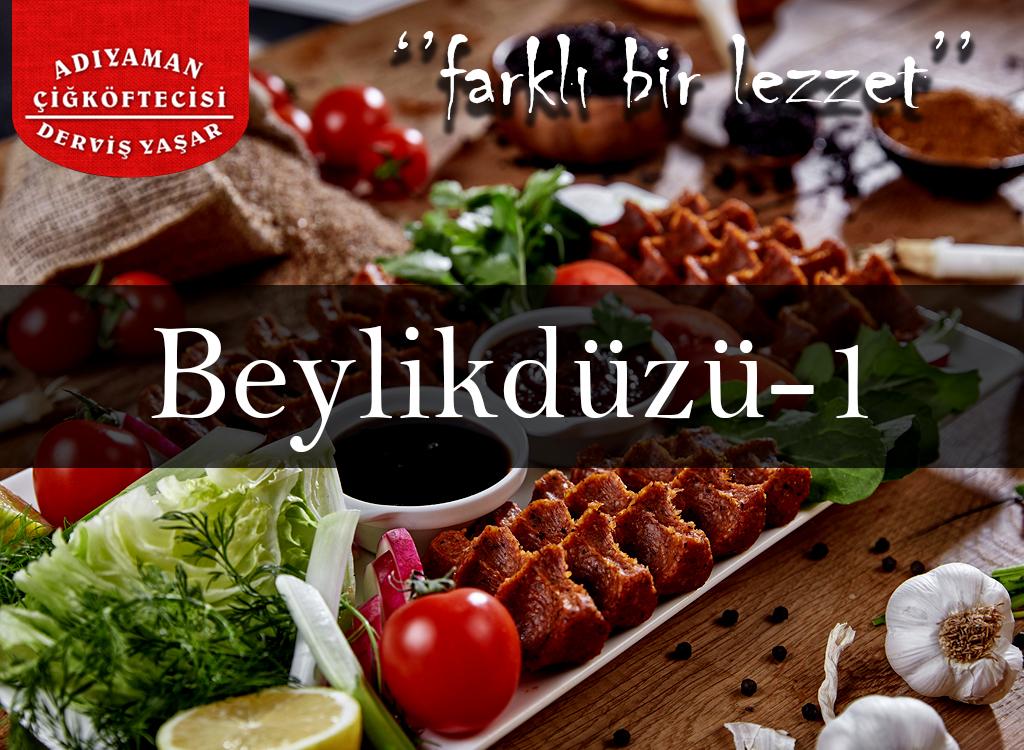 BEYLİKDÜZÜ-1