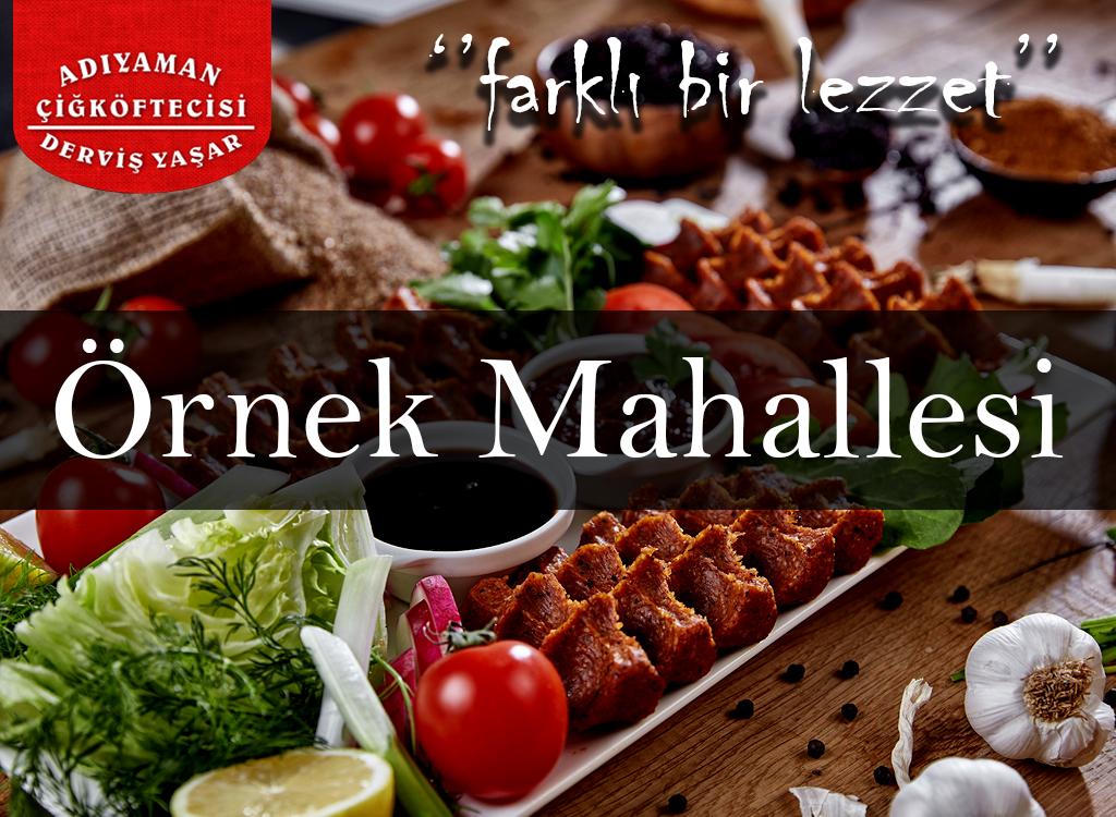 ÖRNEK MAHALLESİ